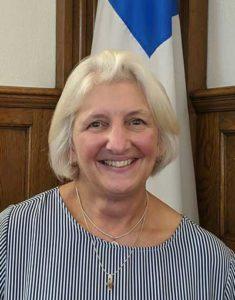 Cindy Hildebrand Hospitality Coordinator